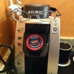 keurig1 150x150 Life on Tour, Day 6? 7? Whatever. It was ALA Day!