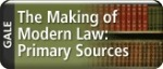 MOML Primary Sources1 Try The Making of Modern Law: Primary Sources, Parts I and II for free