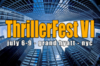 ThrillerFestVI logo 200 ThrillerFest VI: How To Become a Thriller Writer in 13 Easy Lessons