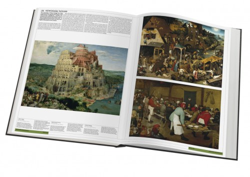 AM book Bruegel 500x353 Q&A: The Art Museums Amanda Renshaw, Editorial Director of Phaidon