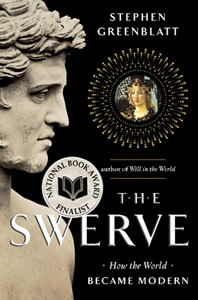Greenblattcover Librarians Best Books of 2011: Stephen Greenblatts The Swerve