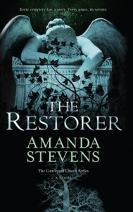 TheRestorerImage 189x300 Librarians Best Books of 2011: Amanda Stevenss The Restorer