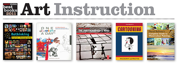 ljx111201webBBartInstruct Best Books 2011: Art Instruction