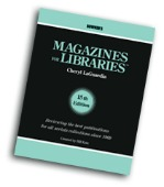 mfl The New Free Magazines for Libraries Update