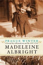 praguewinter32 Barbaras Picks, May 2012, Pt. 3: Albright, Wilson, Fountain, First Novelist Cash