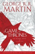 GameofThrones120 Graphic Novels Prepub Alert: Avengers, Soulless Manga & A Game of Thrones