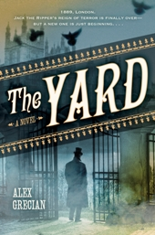 THE YARD Cover Art Fiction Previews, June 2012, Pt. 1: From Ridley Pearson to Andrei Makine