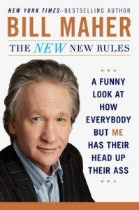 billmaher1223 199x300 Xpress Reviews: Nonfiction | First Look at New Books, December 23, 2011