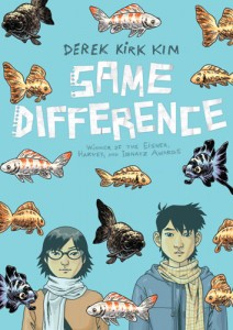 difference 212x300 Xpress Reviews, Graphic Novels | First Look at New Books, December 9, 2011