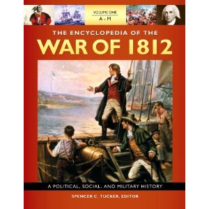 encyclopedia of the war of 1812 Reference spotlights