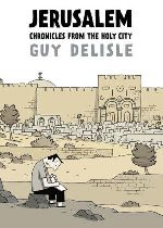 BS011912GNPPAjerusalem Graphic Novels Prepub Alert: Guy Delisle, Alison Bechdel & The Graphic Canon