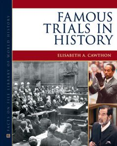 Famous trials Reference Reviews, February 1, 2012