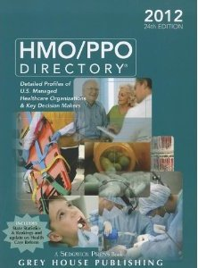 HMO PPO Directory B Reference Short Takes, February 1, 2012