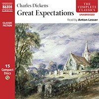 Naxos GE200 Charles Dickens: Our Mutual Friend on Audio; Over 50 Titles