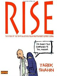 RiseUse Graphic Novels Reviews, January 2012