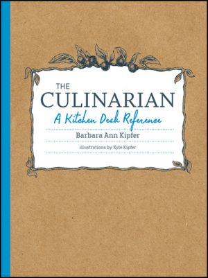 The Culinarian Reference Reviews, February 1, 2012