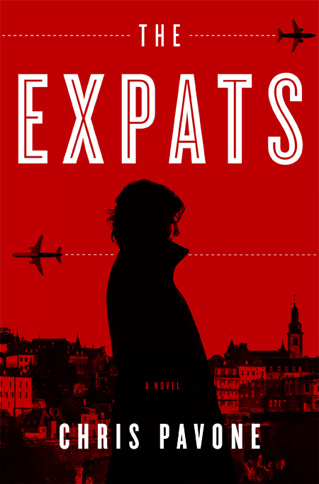 The Expats jacket1 Q&A: Chris Pavone, January 2012