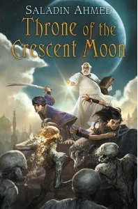 ThroneofCrescentMoonUse Science Fiction/Fantasy Reviews, January 2012
