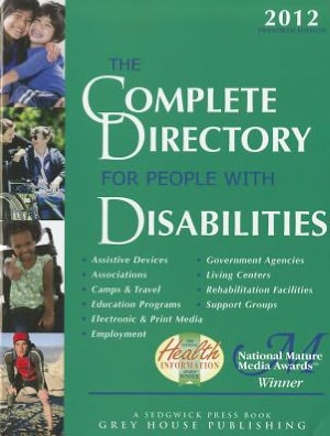 complete directory for people with disabilities Reference Short Takes, January 2012