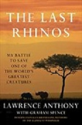 rhino3 Nonfiction Previews, July 2012, Pt. 3: Saving Rhinos, Seeing Palestine