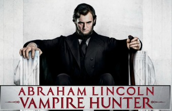 AbeVamphuntrCROP Geeky Friday: Abraham Lincoln: Vampire Hunter