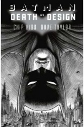 BatmanbyKiddUse Graphic Novels Prepub Alert: The A Bomb, Comics History Month & Chip Kidds (In)Glorious Batman