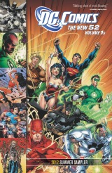 DCNew52160 Geeky Friday: DC Comics New 52 Summer Sampler Preview