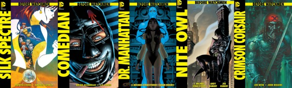 Watchmen6001 Geeky Friday: DC Releasing Before Watchmen Prequels