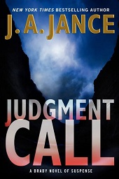 jance Fiction Previews, Aug. 2012, Pt. 2: de Jonge, Garwood, Jance, White