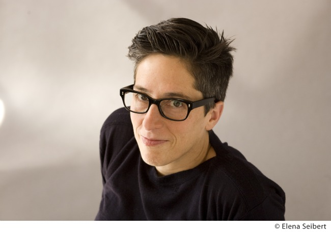 AlisonBechdel650 Q&A: Alison Bechdel, Author of Are You My Mother?: A Comic Drama
