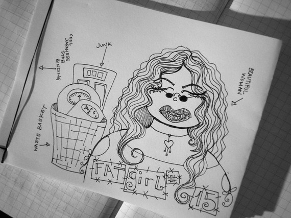FatGirl Fat Activism and Body Positivity: Zines for Transforming the Status Quo