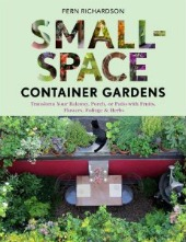 SmallSpaceGardeningUse Wyatts World: Welcome Spring with Cookbooks, Gardening How to & Debut Novels
