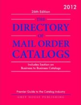 Directory of Mail Order Catalogs b Reference Short Takes | May 1, 2012