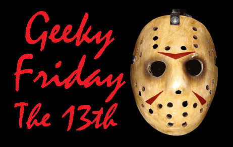 GF13 Geeky Friday the 13th!: Comic Con Episode IV: A Fans Hope, Kevin Smiths Tough Sh*t, the Titanic Meets Godzilla