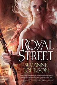 Royal Street REV Science Fiction/Fantasy Reviews, April 15, 2012