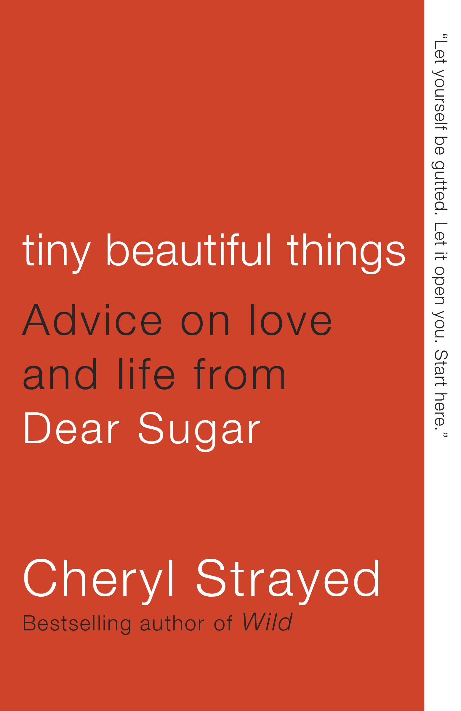 Tiny Beautiful Things1 Q&A: Cheryl Strayed, Author of Tiny Beautiful Things