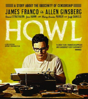 howl film poster Wyatts World: Nine Ways To Celebrate National Poetry Month with Audio, Text & Video