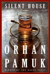 pamuk Barbaras Picks: October 2012, Pt. 2: Banville, Cronin, Harris, Pamuk, Bizot, Brands, Dobbs