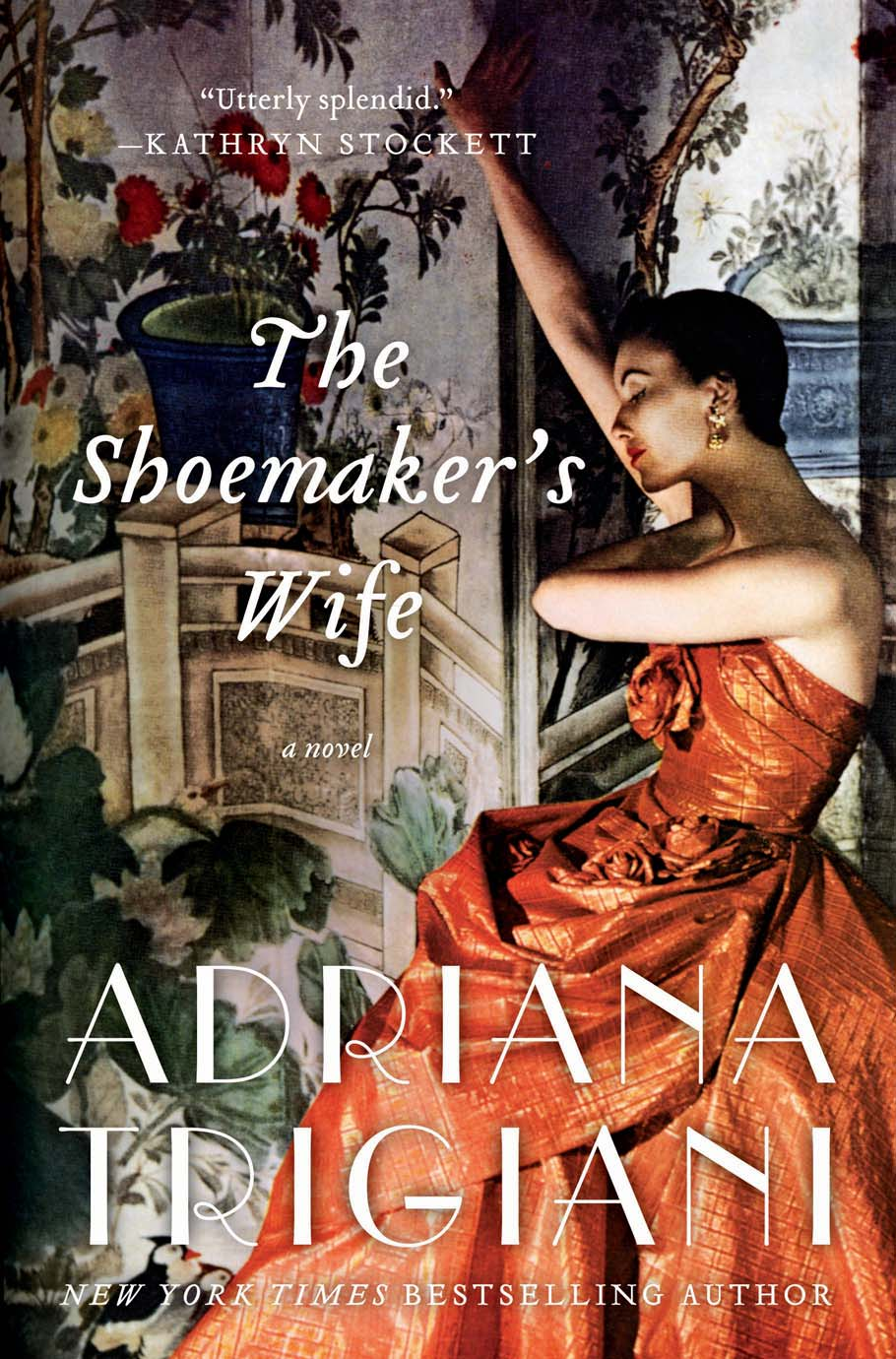 shoemaker Q&A: Adriana Trigiani, Author of The Shoemakers Wife
