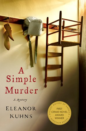 simple murder2 Mystery Reviews | May 1, 2012