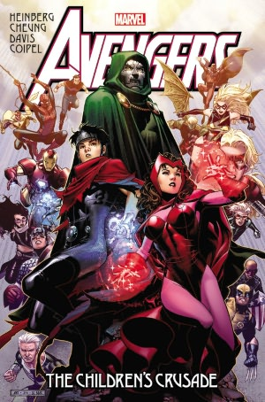 Avengers Out on the Shelves: 26 Graphic Novels for Pride Month 2012