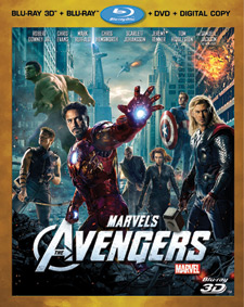 Avengersbluray Geeky Friday Weekend Update: Avengers Sink Battleship To Maintain Box Office Dominance, Blu ray Release in September