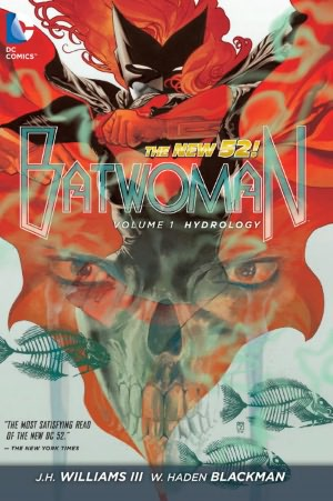 BatwomanHydrology Out on the Shelves: 26 Graphic Novels for Pride Month 2012