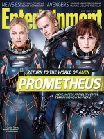 EWPrometheuscover150 Geeky Friday: Weekend Update | Avengers Hits $1 Billion Mark, Ridley Scott Talks Prometheus to EW