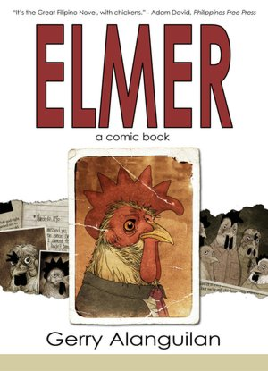 Elmer Out on the Shelves: 26 Graphic Novels for Pride Month 2012