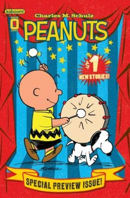 Peanuts Graphic Novels Prepub Alert: A New Life for Peanuts, Jeff Smiths Series for Adults & Tezukas Final Work