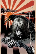 TheCrow150 Geeky Friday: IDW Rebooting The Crow and Deadworld Comics, MIB III, Star Wars Turns 35, Harlan Ellison: Gangbanger