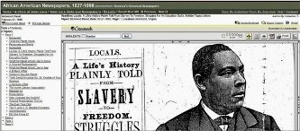ljx120501refcherylb eReviews: African American Newspapers, 1827–1998 | May 1, 2012