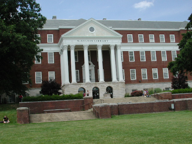 mckeldrin library