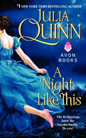 ANighLikeThis RA Crossroads: What To Read After Julia Quinns A Night Like This